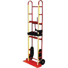 MILWAUKEE GLEASON 800lb Milwaukee D-Handle Hand Truck Dolly - Home ...