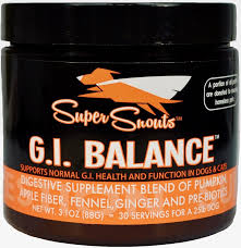 Pumpkin For Pets Diarrhea by Gi Balance All In One Digestive Blend