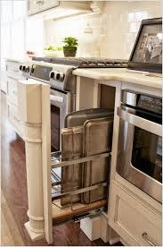 10 Practical Cookie Sheet And Baking Tray Storage Ideas 6