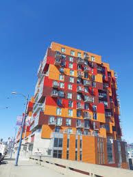 100 What Are Shipping Containers Made Of This Building Made Using Shipping Containers