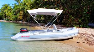 Intex Excursion 5 Floor Board by Saturn Sd410 Inflatable Boat With 15hp Outboard Motor Saturn