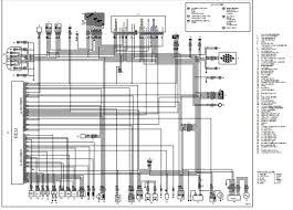 OEM Aprilia Wiring Diagram 09 11 Dorsoduro 750