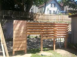 He Took 6 Wooden Posts And Created A Backyard Oasis Outdoor Privacy Wall Modern Minimalist Decoration Dividers For Privacy Fencing Ideas For Backyards Backyard Fence Ideas Deck Pictures Deks And Tables With A Interesting Home Backyards Fascating Fniture Images About And Divider 2017 Savwicom 27 Ways To Add Your Hgtvs Decorating Cheap Peiranos Fences Unique City Backyard Landscape Contemporary With Garden Concrete Living Garden Design Along Interior Keep Private Space Wondrous Screens An Almost