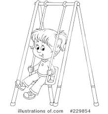 Swing Clipart Pin Black White Swing 3 Swing Clipart Free