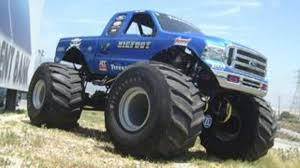 100 Ford Monster Truck Tuner S Bigfoot Super Dutybased The Latest Bigfoot
