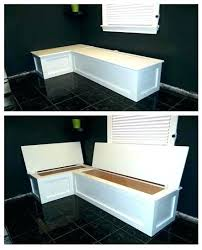 Dining Table Storage Bench Room Benches With Seating Corner