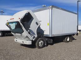 2014 Used Isuzu NPR HD (16ft Box Truck With Lift Gate) At Industrial ... 2011 Hino 338 Thermoking Reefer Unit 24 Feet Box Liftgate New Used Veficles Chevrolet Box Van Truck For Sale 1226 2013 Hino 268 26ft With Liftgate Dade City Fl Vehicle Intertional 4300 24ft How To Operate Truck Lift Gate Youtube 2018 155 16ft With At Industrial Tommy Railgate Series Dockfriendly 2012 Ford E450 16 Foot Gate 2006 Isuzu Nprhd Van Body Ta Sales Freightliner M2106 Under Cdl Liftgate Valley