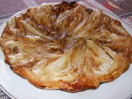 comment cuisiner l endive recette tatin d endives au bleu et aux noix cuisinez tatin d