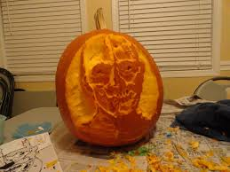 Easy Zombie Pumpkin Stencils by Easy Zombie Pumpkin Carving фото база