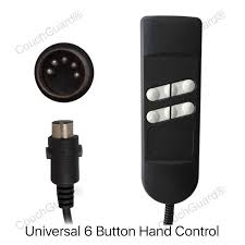 Okin Lift Chair Remote by 6 Button Controller Okin Lift Chair Parts Okin Hand Control