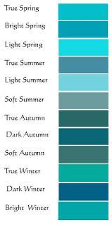 Clear Winter Color Palette