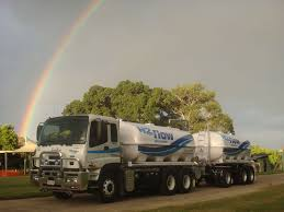 Water Truck Hire Gold Coast, Large & Small - H2flow Hire