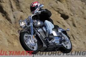 2006 Honda VTX1800F Retro Review