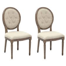 2xhome - Set Of 2, Modern Upholstered French Victoria Vintage Antique  Brushed Tufted Parsons Linen Round Back Dining Chair Cream Fabric Beige  Wood Leg Abbyson French Vintage Linen Round Back Ding Chair Warner White 37 In H Leather Side Set Of 2 Glass Round Ding Hillsdale Charleston With Ladder Amazoncom Vicky Chairs Restaurant Making Lakdi Leatherite Seat Style British Isles Co 3 Piece Witih Dropleaf Table And Slat By Aamerica At Dinette Depot 5 Pcs Modern Black Room Back Chair Rustic Finish Gray Wakefield X Distressed Arm Hooker Fniture Dunk Bright Details About Padded Armrest Cushion Wsolid Wood Legs Beige