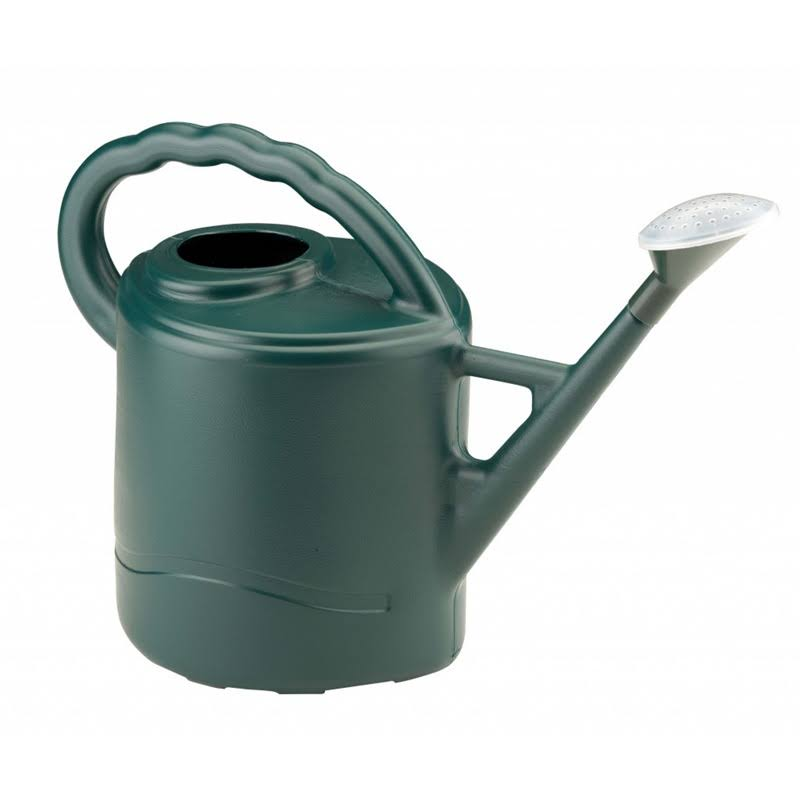 Strata Woodstock Watering Can - 9L, Green