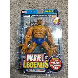 Toy Biz Marvel Legends Series 2 Action Figure - The Thing