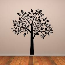 Tree Wall Decor Ideas by Wall Decoration Tree Interior Home Inspiration Cute Lovely Home