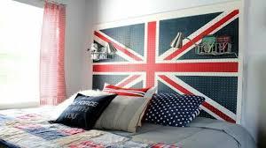 chambre des angleterre chambre à coucher chambre inspiree par angleterre drapeau la