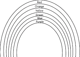 Rainbow Coloring Pages 13printablecoloring