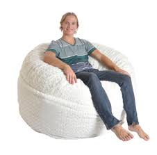 SLACKER Sack — 5' White Fur Nimbus Bean Bag Chair Spandex Jaxx Bags Modern Soft Chairs For Adults Couch Sofa Cover Indoor Game Homespot Loungie Beige Magic Pouf Bag Linen Fabric 3in1 Home Garden Inflatables Find Big Joe Products Shop 5foot Memory Foam On Sale Free Shipping Oversized Supersac Lovesac Color Brown Style Chairottoman Kids Fniture Dcor Full Of Beans Deluxe Adult Wayfaircouk Large Inflatable Bean Flocked Beanbag Adult Outdoor Lazy Sofa Interior Inspiring Unique Ideas With For Giant The Bigone Amazoncom Black Beanbag Arm Gaming