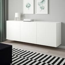 bestå schrankkombination für wandmontage weiß lappviken weiß 180x42x64 cm