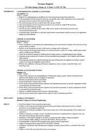 11 Chemical Engineering Engineer Resume Sample 19