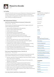 Cook Resume + Writing Guide | 12 Resume TEMPLATES | 2019 Chef Resume Sample Complete Guide 20 Examples 1011 Diwasher Prep Cook Resume Elaegalindocom Line Cook Writing Tips Genius Sous Monstercom Lead Samples Velvet Jobs Template Skills New Catering Example Curriculum Vitae Pdf 7 For Cooking Letter Setup 37 Culinary Jribescom Full 12 Pdf Word 2019 Free Download Fresh