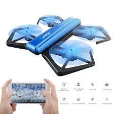 Rc Desk Pilot Calibration by Amazon Com Geediar Jjrc H43wh Mini Rc Drone Foldable Quadcopter