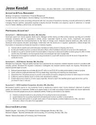 Sample Accounting Resume Cover Letter Audit Example E Com Tax Samples