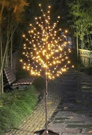 LED Blossom Tree 6 Ft Warm White