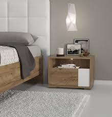 easy möbel schlafzimmer komplett set a manase 5 teilig farbe eiche braun weiß hochglanz