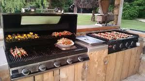 barbecue cuisine co avec cuisines d exterieur et cuis 20ext 20beef 20iat cuisines d