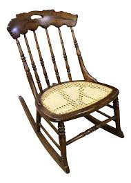 Detroit Chair Company Cane Rocker | Chairish Mainstays Cambridge Park Wicker Outdoor Rocking Chair Walmartcom Seattle Mandaue Foam Ikea Lillberg Rocker Chair In Forest Gate Ldon Gumtree Cheap Wood Find Deals On Line At Simple Wooden Rocking 34903099 Musicments Indoor Wooden Chairs Cracker Barrel 10 Best Modern To Buy Online Best Chairs The Ipdent For Heavy People 600 Lbs Big Storytime By Hal Taylor Intertional Concepts Slat Back Ikea Pink