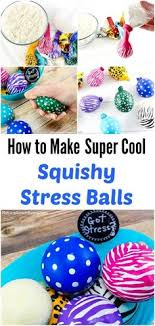 DIY Make Stress Balls Kids Will Love Super Cool Squeeze Great For Anxiety