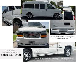 Parts For These Conversion Vans Trucks ParKin Accessories Has Been In Business Since 1985 And Serves Body Shops