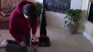 Bissell Total Floors Pet Manual by Bissell Cleanview Troubleshooting And Maintenance Youtube