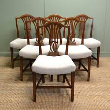 Hepplewhite Chairs - Antiques World 4 Hepplewhite Style Mahogany Yellow Floral Upholstered Ding Chairs Style Ding Table And Chairs Pair George Iii Mahogany Armchairs Antique Set Of 8 English Georgian 12 19th Century Elegant Mellow Edwardian Design Antiques World 79 Off Wood Hogan Side Chair Eight Late 18th Of