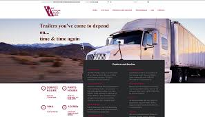 East Michigan Trailer Sales | Web Design In Michigan | Digital ...