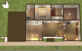 Sims 3 Floor Plans Small House by 100 Sims 3 Small House Floor Plans Photo 1300 Sq Ft Home