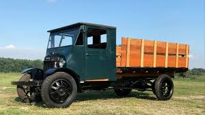 100 Two Ton Truck Fordson Prototype Fords First HeavyDuty 2