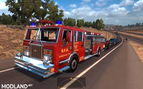 Two Fire Trucks In Traffic (with Siren And Flashing Lights) To ATS ... Equipment Dresden Fire And Rescue Fisherprice Power Wheels Paw Patrol Truck Battery Powered Rideon Rc Light Bars Archives My Trick Fort Riley Adds 4 Vehicles To Fire Department Fleet The Littler Engine That Could Make Cities Safer Wired Sara Elizabeth Custom Cakes Gourmet Sweets 3d Cake Light Customfire Eds Custom 32nd Code 3 Diecast Fdny Truck Seagrave Pumper W Norrisville Volunteer Company Pl Classic Type I Trucks Solon Oh Official Website For Rescue Refighters With Photos Video News Los Angeles Department E269 Rear Vi Flickr