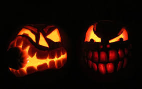 Scary Faces For Pumpkins Template by Scary Pumpkin Monsters The Party Event