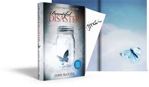 Beautiful Disaster Signed Limited Edition 9781476719078in01
