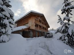 location chalet à le grand bornand iha 62719