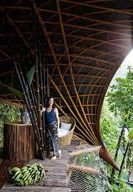 100 Ibuku Bambu Indah Moon House Bali Indonesia IBUKU Architecture