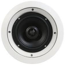 bogen 2 pack 1x2 drop in ceiling speaker ceiling speakers and