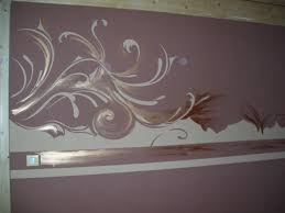 pochoir mural chambre pochoir pour mur de chambre juste pochoir pour peinture murale