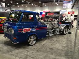 100 Econoline Truck 1962 Ford With Four Supercharged V8s Engine Swap Depot