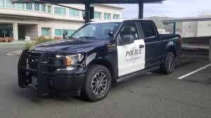 100 Ford Police Truck Fremont Purchase F150 S As Patrol Vehicles NBC Bay Area