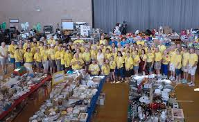 Our Saviour s MEGA Garage Sale sets record in support of local